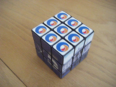 Stagecoach commemorative Rubiks cube