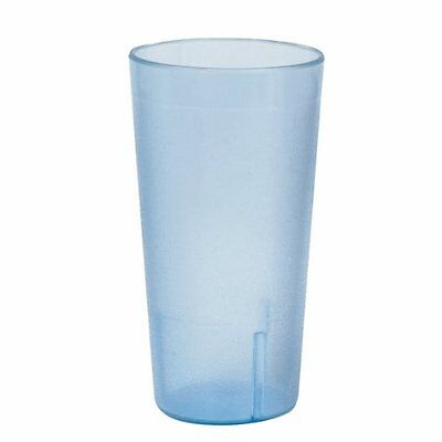 12 oz. Restaurant Tumbler Beverage Cup, Stackable Cups, Break-Resistant Plastic,