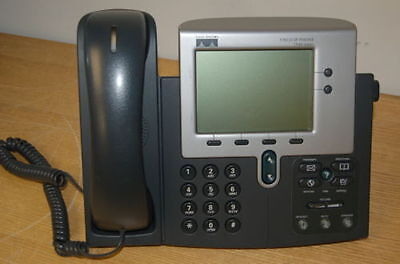 Cisco 7940 IP Phone CP-7940 for CCNA CCNP CCIE Voice and Collaboration