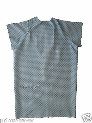 72 (6 Dozen NEW HOSPITAL PATIENT GOWN MEDICAL EXAM GOWNS