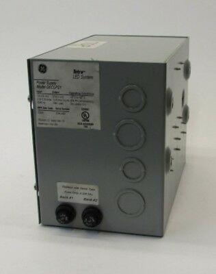 New GE GECLPS1 120-220VAC 2.1-3.3VDC Tetra LED System Power Supply