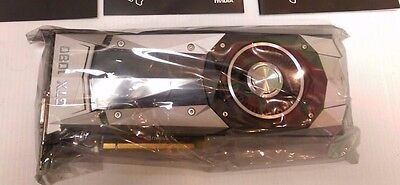 NVIDIA Founders Edition GeForce GTX 1080 8GB GDDR5 PCI Express 3.0 -SHIPS FREE!