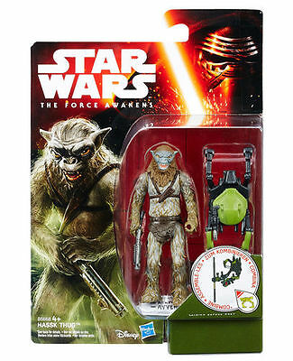 Star Wars Hassk Thug -Episodio Vii- The Force Awakens (10 Cm)