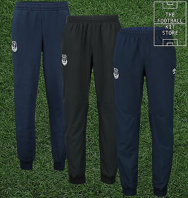 Everton Training Pants / Sweat Pants / Travel Pants - 3 Styles - All Mens Sizes