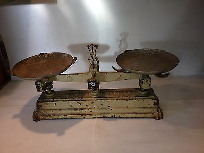 Antique/vintage French Kitchen Weighing Scales
