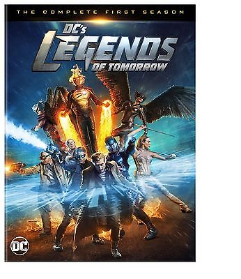 DC Legends of Tomorrow - Season 1 Complete, NEW AND SEALED, REGION 2