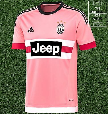 Juventus Away Shirt - Official adidas Boys / Kids Football Jersey
