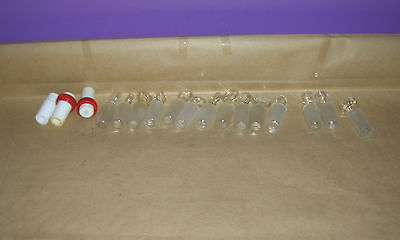 Lab Glass Lot #26 - Stoppers 24/40 Lot of (17)