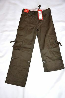 edc by Esprit Base Turn UP Hose Cargo 116  128