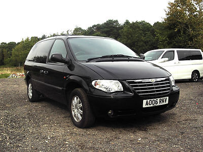 2006 Chrysler Grand Voyager  2.8 Crd Auto Limited Stow N Go Diesel Automatic Px