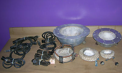 Lab Tools - 5 Heating Mantles & 10 power cords Lot of (15)
