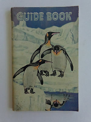 1948 Brookfield Zoo Guide Book. Lions, Tigers, Elephants!!! Free Shipping!!!