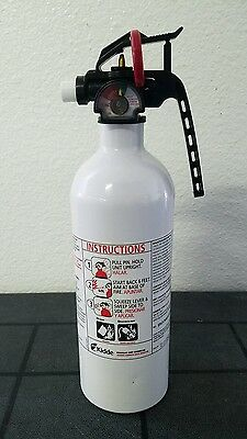 Auto Marine Fire Extinguisher BC Dry Chemical - Kidde - Disposable -