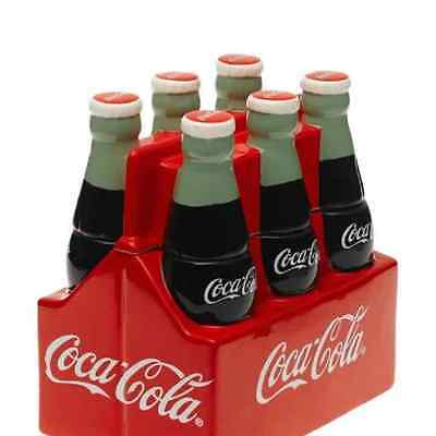 Coca-Cola 6 Pack Cookie Jar