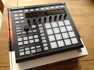 Native Instruments - Maschine Mk2 - Excellent Condition - No Serial