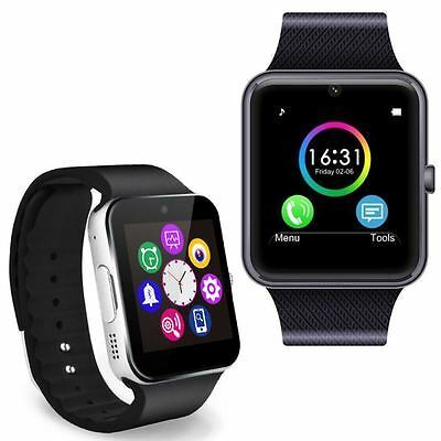 GT08 Bluetooth Wrist Smart Watch SIM Phone Mate for iPhone IOS Android Samsung