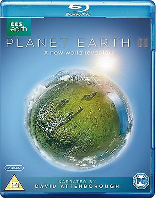 Planet Earth II - A New World Revealed (Blu-ray) BRAND NEW!! Planet Earth 2