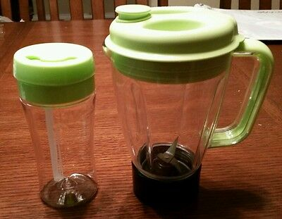 Replacement Blender pitcher NUK Smoothie & Baby Food Maker cup with free sippy