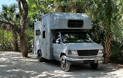 Ford E-350 Ambulance Expedition Camper Conversion