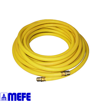 Food Grade Wash Down Hose Microban Yellow 15m roll (CAT 79F12)