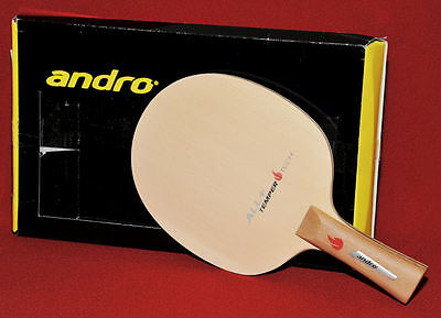 Ping Pong, Table Tyennis - Andro Temper Tech All+ Blade.
