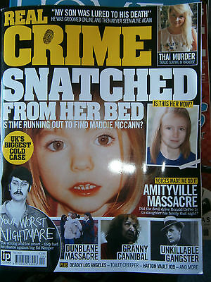 Real Crime Magazine Issue 9 (new) 2016