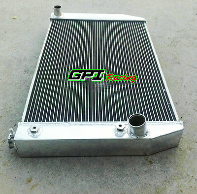 3 Rows Alloy Radiator Ford Falcon V8 6Cyl Fairlane Zh/zj/zk/zl 1977-1986 At/mt