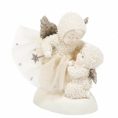 Snow babies 4037317 Just One Little Wish New & Boxed