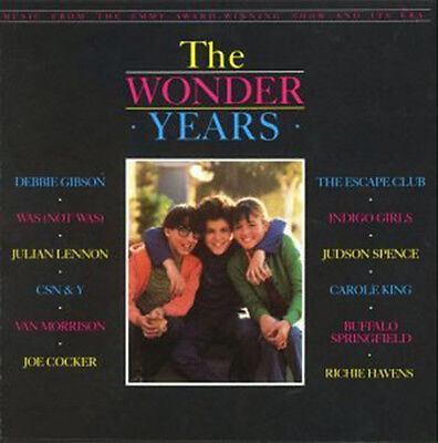The Wonder Years (Music From The Show) (LP, Comp) VInyl VInilo