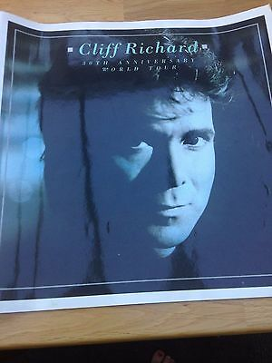 Cliff Richard 30th Anniversary Programme