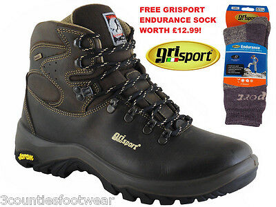Womens Walking Boots Grisport Vanguard Back Packing  Waterproof - Wider Fit