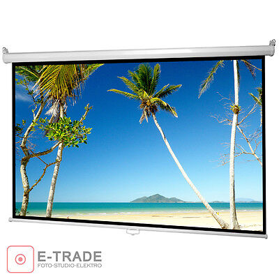 Wall Projection Screen for DLP/LCD Projector - 140 x 110 cm  4:3
