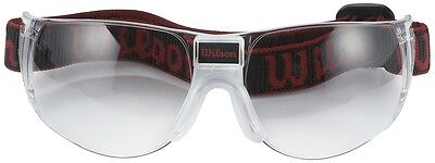 Wilson Omni Squash & Racquetball Safety Glasses - Protection / Eye Care