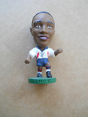 Corinthians Prostar Ince England on a Green Base 1998