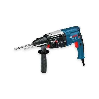 New Bosch GBH 2-28DV SDS Plus Rotary Hammer Drill 110v In L-Boxx (2331)