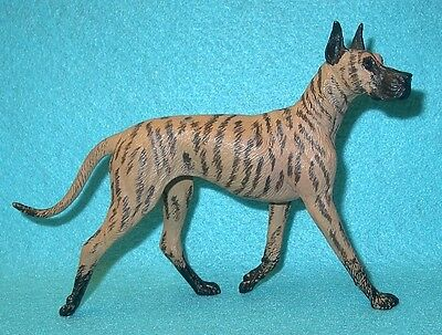 Breyer Traditional Awesome Brindle Great Dane Dog #1520 Vgc 01-02