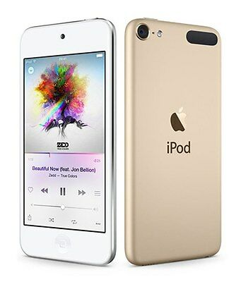 Apple iPod touch 6th Generation Gold (16GB) Apple Warranty after activation