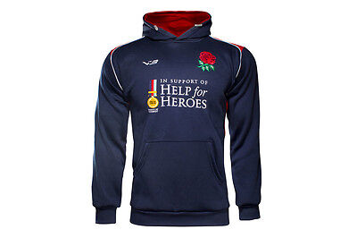 VX-3 Help for Heroes England 2016/17 Hooded Rugby