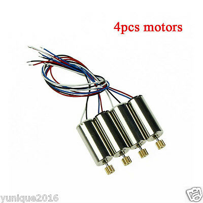 Motors for JJRC H8C F183 H8D Engine Parts RC Quad-copter Helicopter Drone