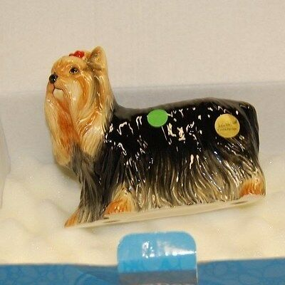 Beswick Pampered Pooches Yorkshire Terrier boxed B / V