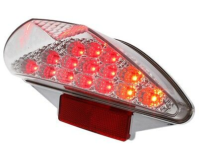 Fanale posteriore a LED incl. frecce ADLY Air Tech,Noble,Panther,Aprilia Rally