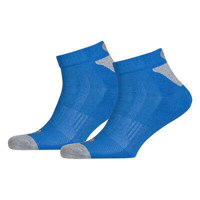 Puma Sports Cell Quarter Socks Running Mens Womens (2 Pair Pack) UK 2.5 to 11