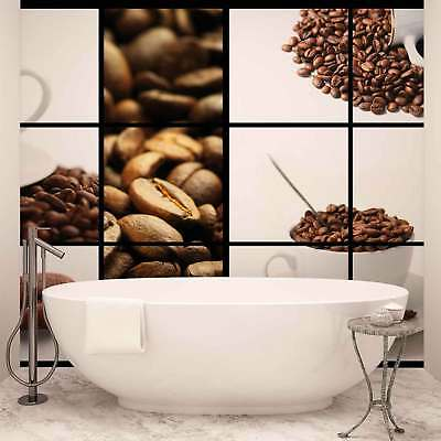 WALL MURAL PHOTO WALLPAPER XXL Coffee Cafe (112WS)