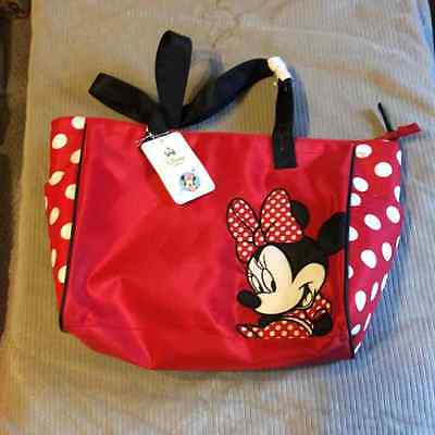 Disney Baby Minnie Mouse Large Diaper Bag