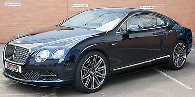 Bentley Continental Gt Speed 626 Bhp Coupe Auto 15/15