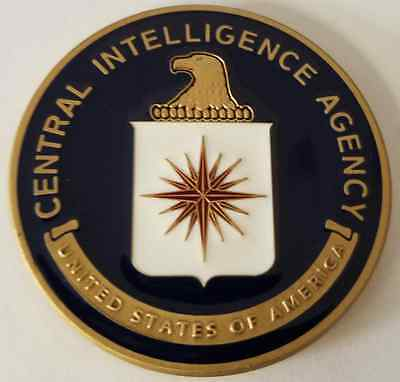 CIA Central Intelligence Agency USIC United States Intelligence Community Coin