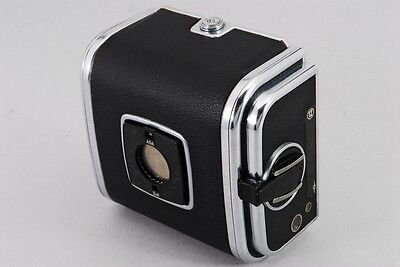 【Excellent++】 Hasselblad A12 Film Magazine chrome 6x6 Medium Format from Japan