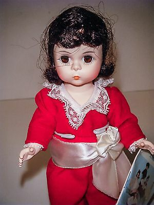Vintage Madame Alexander Red Boy Doll All Original with Hang Tag