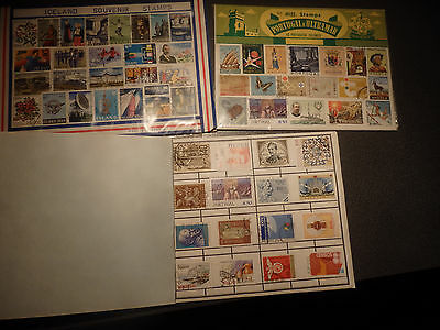 Lot Timbres Neufs  Island Et Portugal