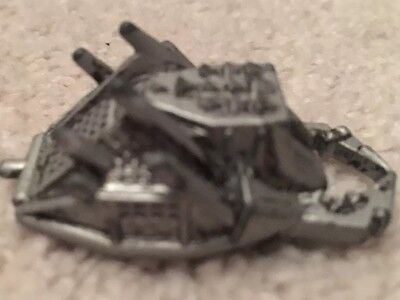 BBC Robot Wars: DEAD METAL Minibot Pullback And Go Collectable Kids Toy Figure